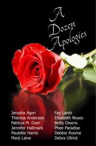A DOZEN APOLOGIES FINAL FRONT COVER