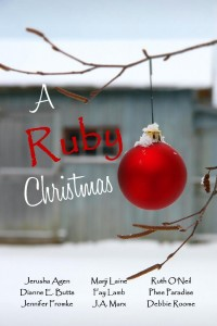 A Ruby Christmas FRONT COVER
