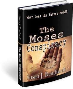 The Moses Conspiracy Print Book