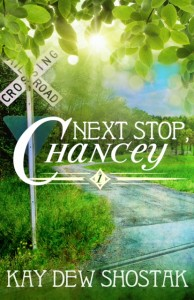 Next Stop, Chancey Cover