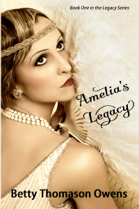 Amelia's Legacy FRONT Cover
