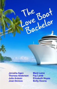 LOVE BOAT BACHELOR Cover